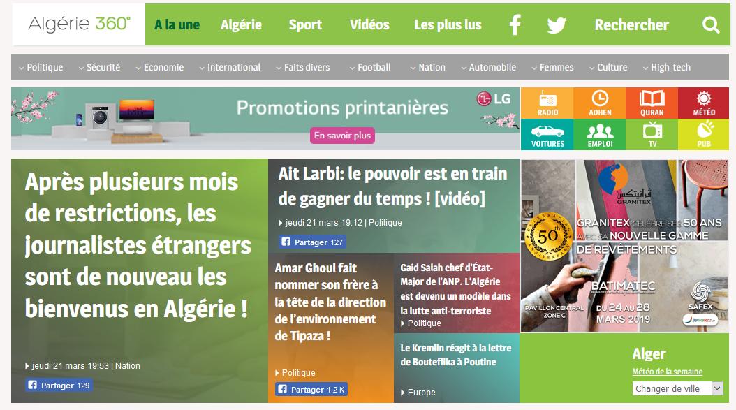 Algerie 360