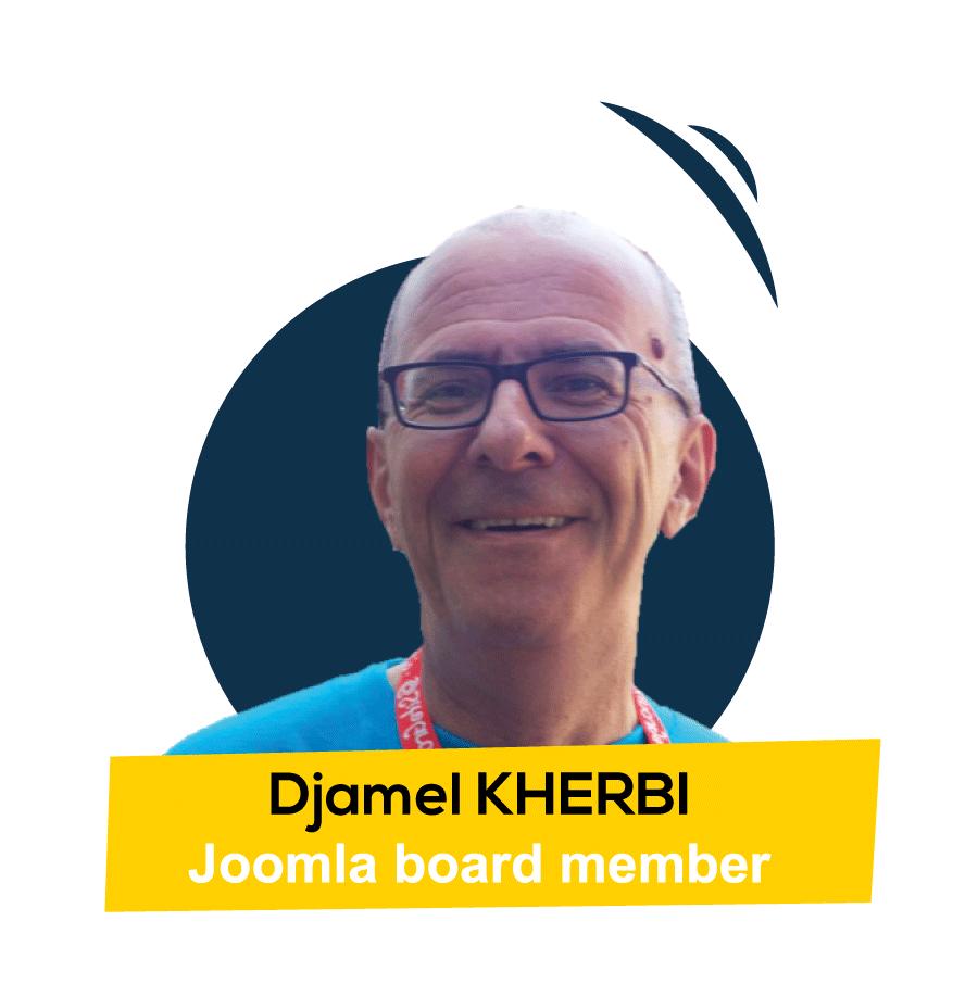 DJAMEL KHERBI 2018
